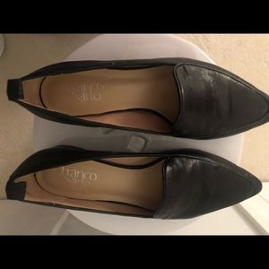 Franco Sarto Pointed Toe Loafers